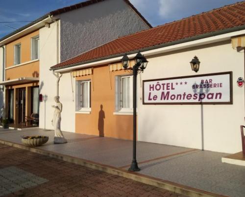 location Hôtel, Auberge Vienne (86) Le Montespan